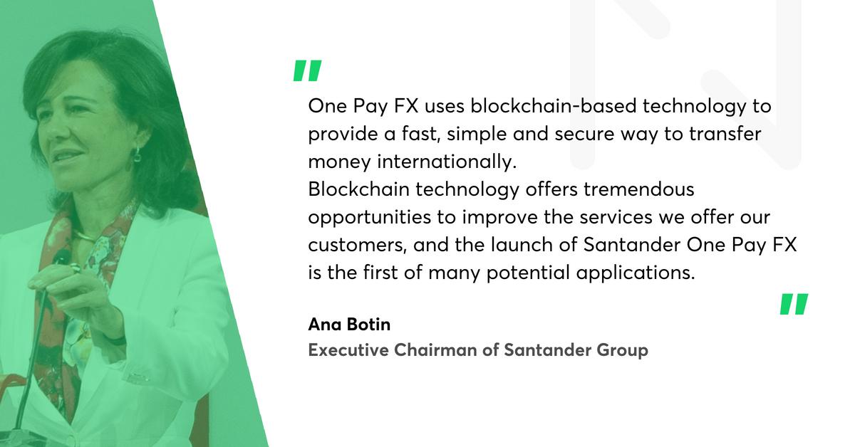 Ana_Botin_blockchain_santander