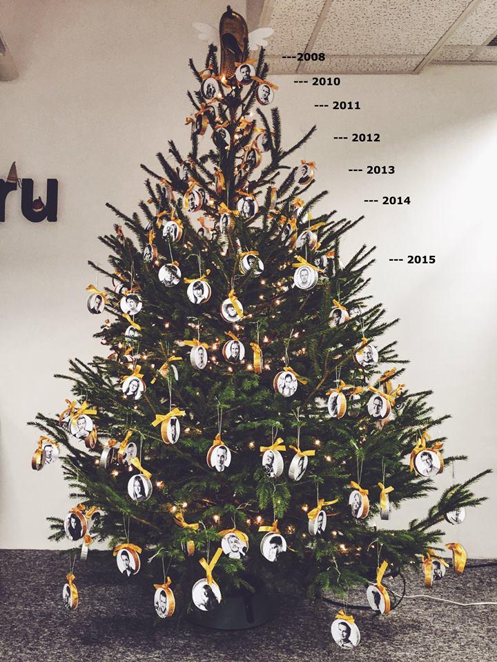 Christmas Tree From Poznań