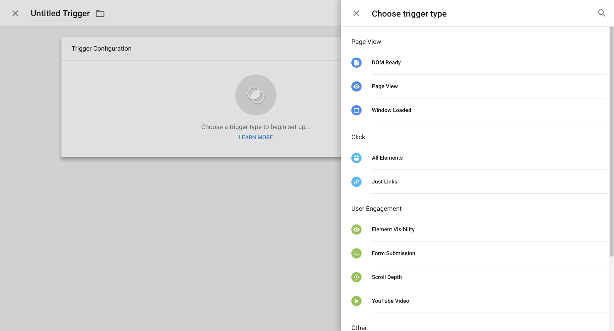 Google Tag Manager - Triggers-1