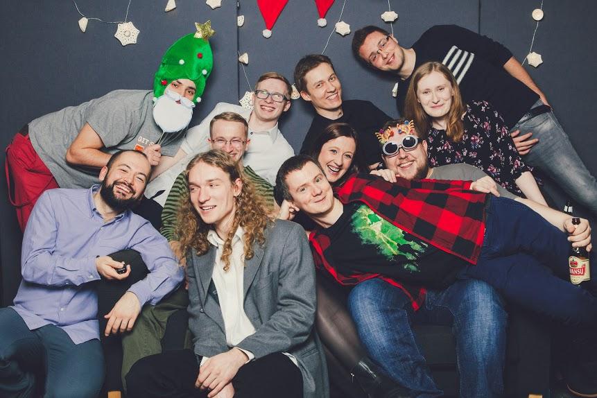 Merry Christmas From All Netguru Team