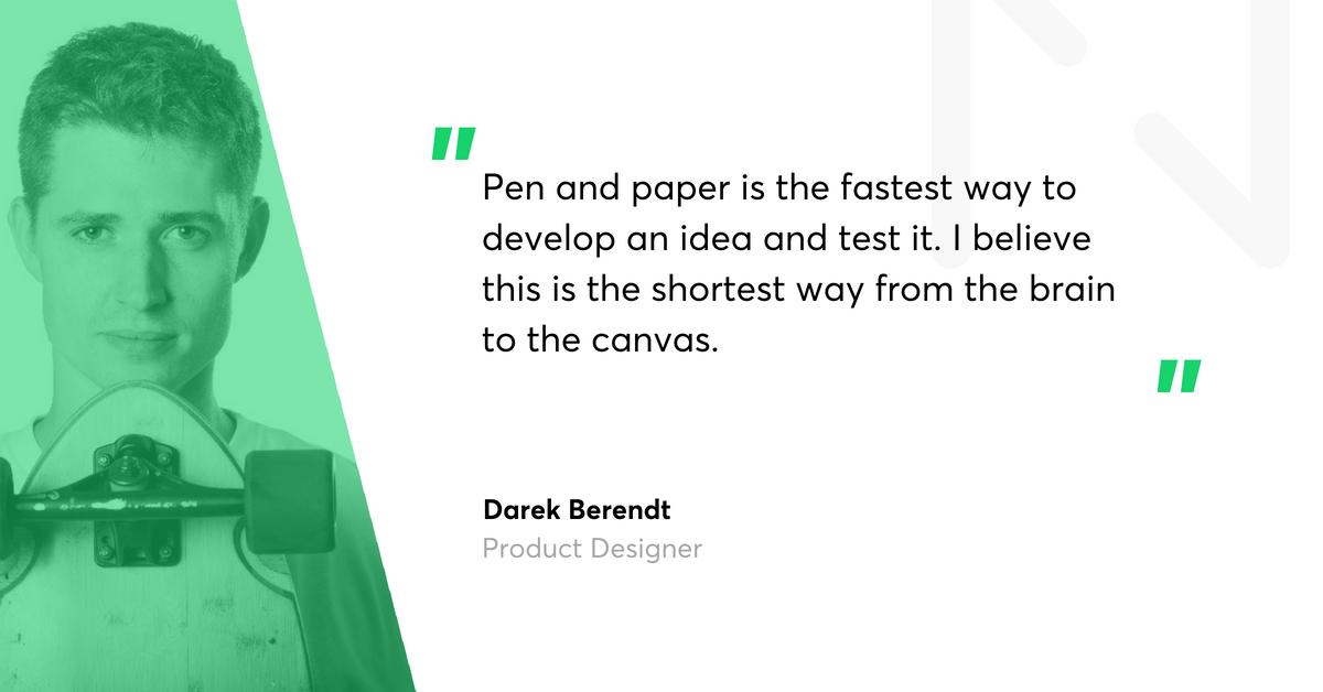 darek berendt design tools