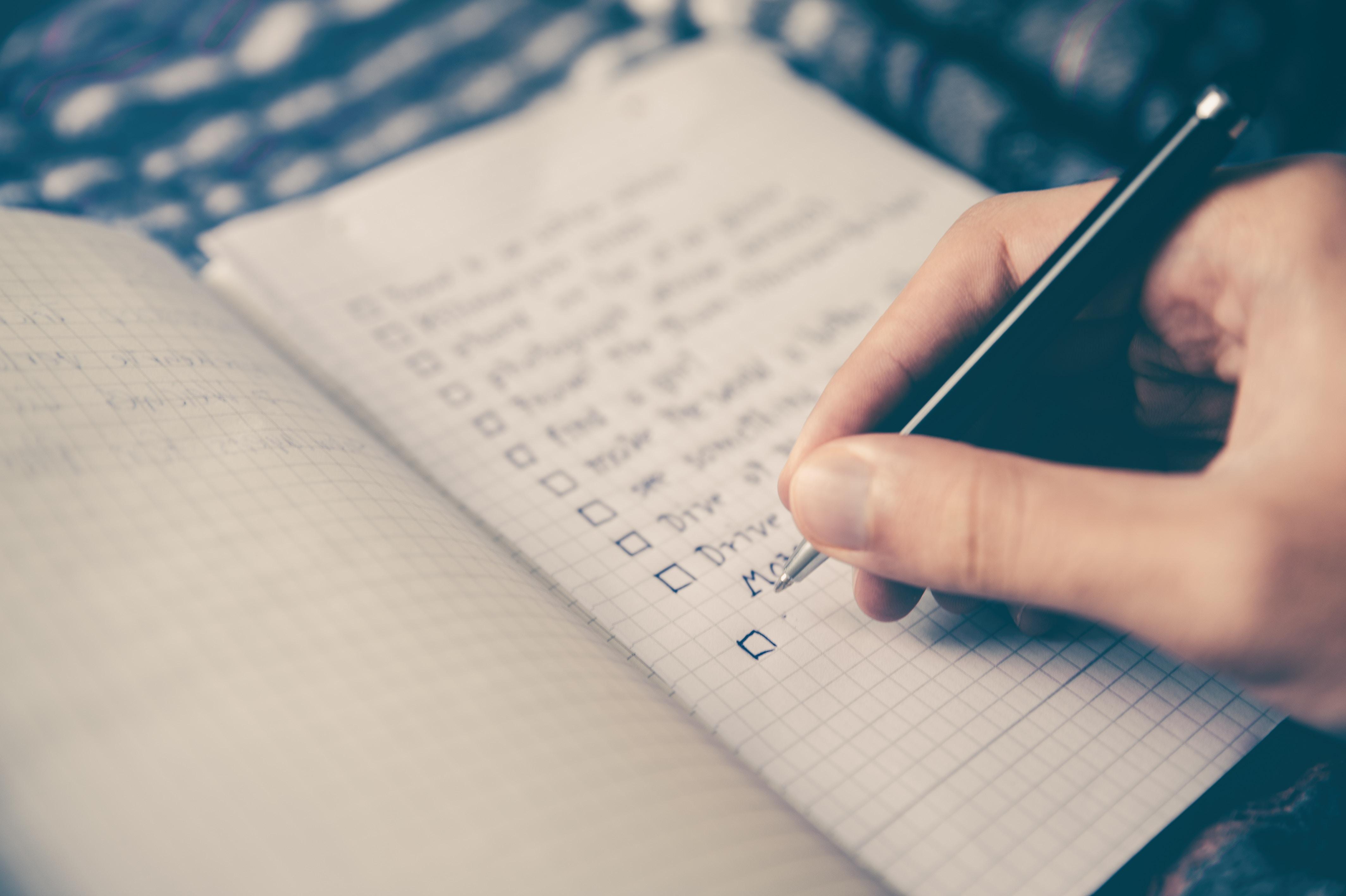checklist hire node.js developer