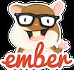 Ember.js logo